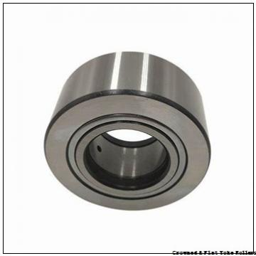 INA STO10 Crowned & Flat Yoke Rollers