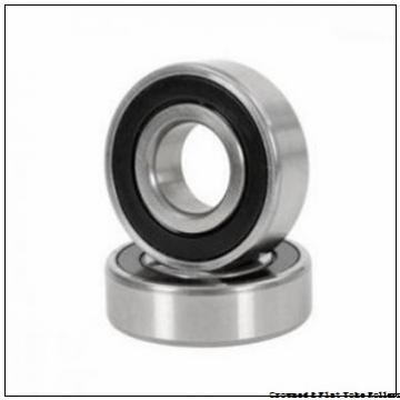 RBC CRBY 2-1/4 Crowned & Flat Yoke Rollers