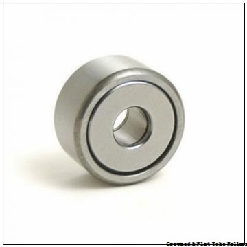 INA STO12 Crowned & Flat Yoke Rollers