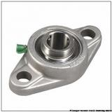 2.0000 in x 5.1250 in x 6.1300 in  Dodge FCSC200 Flange-Mount Ball Bearing Units